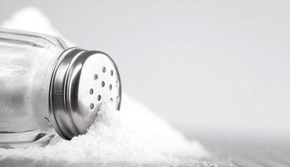 Отворот будет эффективным если использовать соль